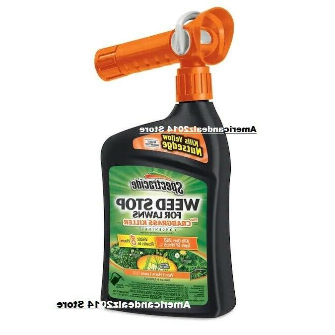 Spectracide Weed Stop For Lawns 32-fl oz Crabgrass Control,