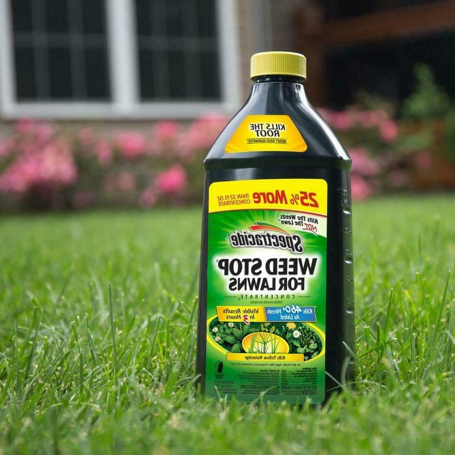 weed stop for lawns concentrate 40 oz