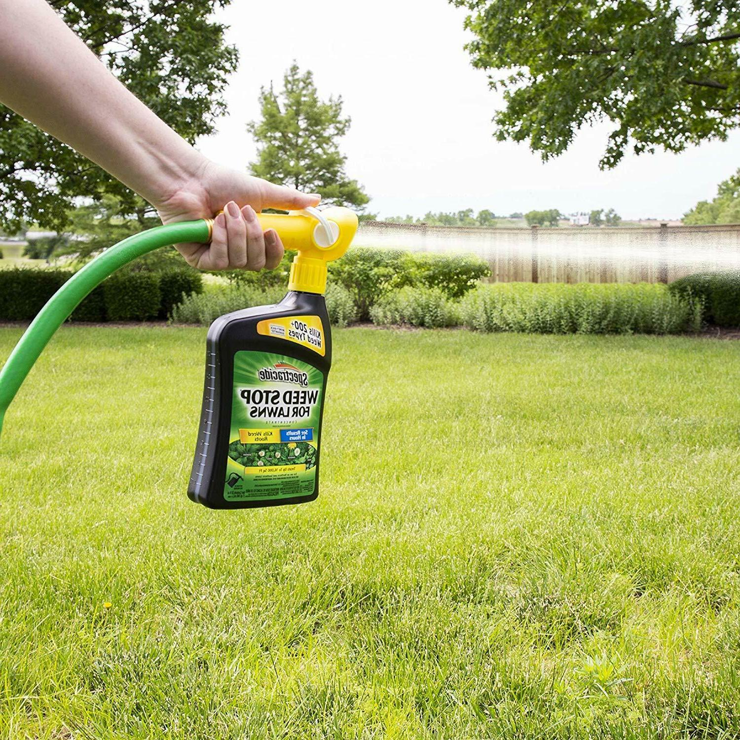 Spectracide Weed Stop Lawns Ready-to-Spray,
