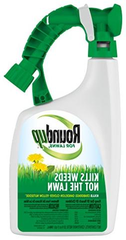 Lawn Weed Killer Crabgrass Dandelion Yellow Nutsedge Safe 32