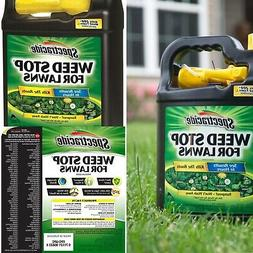 Lawn Weed Killer  Weed Stop For Lawns KILLS WEEDS - NOT THE