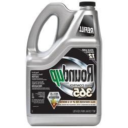 Roundup Max Control 365 Refill Weed Killer Root Rainproof Lo