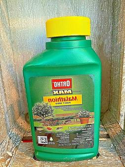 ORTHO MAX MALATHION INSECT SPRAY16 OZ CONCENTRATE MAKES 48 G