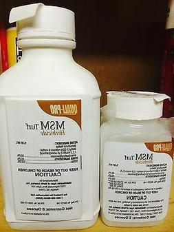 MSM Herbicide 2 oz or 8oz  Weed Killer Metsulfuron Methyl 60