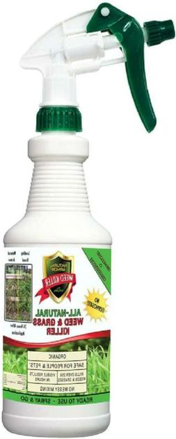natural armor weed and grass killer all