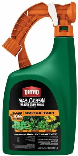 Ortho WeedClear Lawn Weed Killer Ready to Spray - Weed Kille
