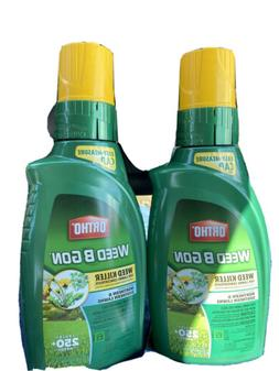 Pack of 2!!! Ortho Weed-B-Gon Northern and Southern Lawn Wee