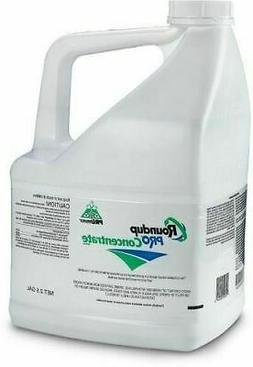 Roundup Pro Concentrate Herbicide, Weed Killer, 50.2% Glypho