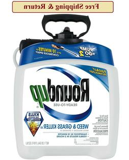 Roundup Ready-To-Use Weed & Grass Killer III with Pump 'N Go
