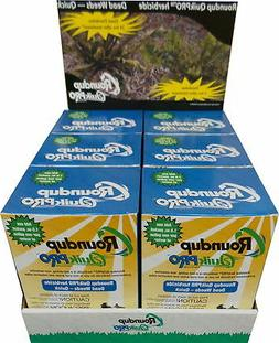 Roundup Quik Pro Weed Killer HERBICIDE 73.3% 5 Packets