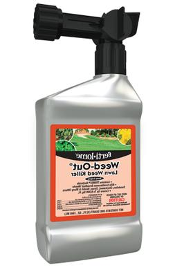 VPG Fertilome BA05203 32Oz Rts Weed-Out