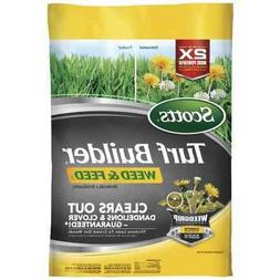 Scotts Turf Builder Weed & Feed 3, Covers up to 5,000 sq. ft