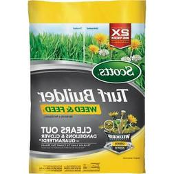 Scotts Turf Builder Weed & Feed 14.54 Lb. 5000 Sq. Ft. 28-0-