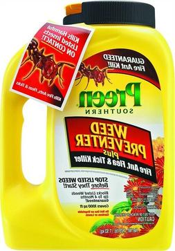 southern garden weed preventer plus fire ant