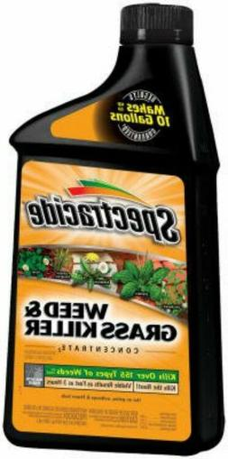 Spectracide 96009 Weed and Grass Killer Concentrate, 32-Ounc