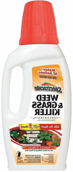Spectracide 32 Oz. Outdoor Lawn and Garden Weed And Grass Ki