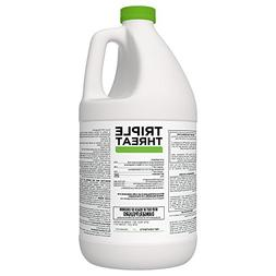 Triple Threat Selective Weed Killer Herbicide for Lawns and