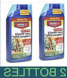 two advanced concentrated lawn weed killer 40oz