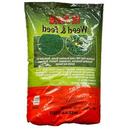 Weed & Feed 15-0-10 Broadleaf Weed Killer Fertilizer 18Lbs C
