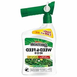 Spectracide Weed & Feed 20-0-0, Ready-to-Spray, 32-Ounce, 6-