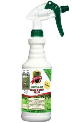 weed and grass killer all natural concentrated