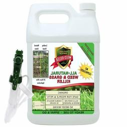 Natural Armor Weed & Grass Killer All-Natural Concentrated F