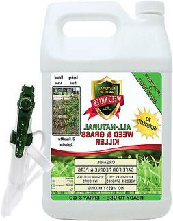 Natural Armor Weed And Grass Killer All-Natural Concentrated