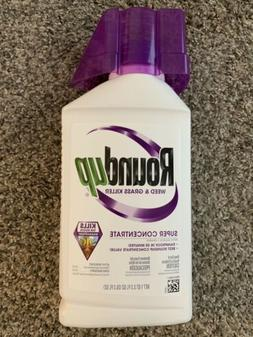 ROUNDUP WEED & GRASS KILLER SUPER CONCENTRATE 35.2 oz MAKES