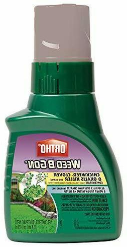 ORTHO WEED B GON CHICKWEED, CLOVER & OXALIS KILLER FOR LAWNS