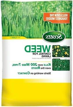 Scotts Weed Control for Lawns 14-lb Lawn Weed Killer Spring
