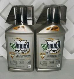 Roundup Weed Grass Killer Concentrate Extended Control 32oz