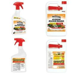 Spectracide Weed Grass Killer Spray Outdoor Landscape Ready-