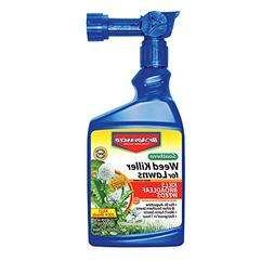 2 x BAYER ADVANCED WEED KILLER 32 oz