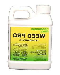 Southern Ag Weed Pro Glyphosate 41% Grass & Weed Killer,  16