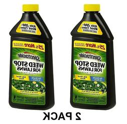 Spectracide Weed Stop For Lawns Concentrate, 40 oz
