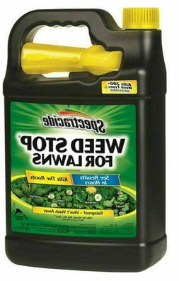 Spectracide Weed Stop For Lawns 1-Gal Weed Killer Spray Read