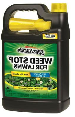 weed stop for lawns 1 gal weed