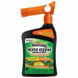 Spectracide Weed Stop For Lawns Plus Crabgrass Killer w Quic