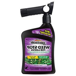 Spectracide Weed Stop For Lawns For St. Augustine & Centiped